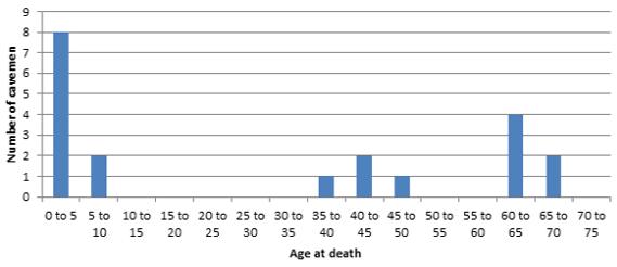 Expectativa de vida do homem paleolítico