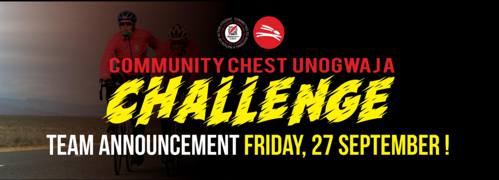 Anúncio do Unogwaja Challenge 2020